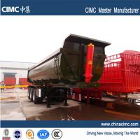 30 tons hydraulic mining dumper trailer for sale Manufactures