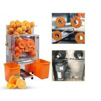Professional Orange Juicer Machine Heavy Duty Automatic Commercial Manufactures