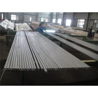 China UNS N08825 Inconel Alloy 825 Pipe , Seamless Welding Black Steel Pipe on sale