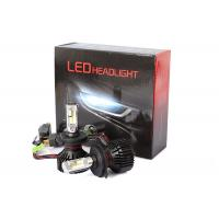 Quality 12000LM 6500K T8 Limileds -Zens LED Car Headlights H4 for Car Driving Light for sale