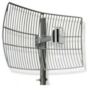 2.4G WIFI WLAN WI19DBI Parabolic Grid Antenna Manufactures