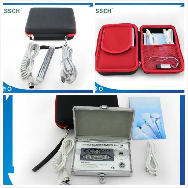 Quality Analizador Cuantico De Bioresonancia Quantum Health Test Machine / Quantum Therapy Analyzer for sale