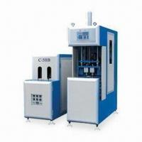 Bottle Blowing Machine, Includes Blowing Units and Heater, Safe to Operate Manufactures