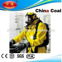 Quality Air Breathing Apparatus SCBA/ Carbon fibre cylinder/ positive pressure air breathing appar for sale