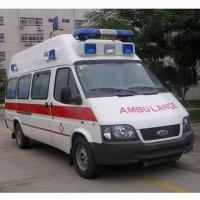 China Emergency/Intensive Care Ambulance Car with Ford Transit Chassis on sale