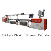 Custom  PLA / PA Nylon / ABS 3d Printer Filament Making Machine Manufactures