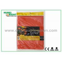 China Breathable Polypropylene Disposable Table Cloth / Black And White Tablecloth For Hospital on sale