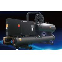 Environment Friendly R134a Water Cooled Screw Chiller For Guesthouses / Villas Manufactures