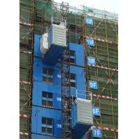 China Modular Design Lift In Construction Site Easy Installation With Non Eccentric Rollers for sale