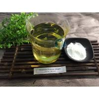 China Muscle Growth Steroid Injectable Oil Drostanolone Propionate C23h36o3 on sale