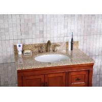 Kitchen Custom Bathroom Vanity Tops Premade With Undermount Bowl Manufactures