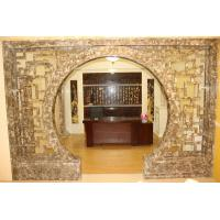 Eco Onyx Stone Wall OEM , Home Polished Artificial Jade screen Manufactures