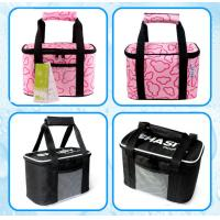colorfull prints picnic time lunch bag, picnic bag,cooler bag, keep cost hold hot bottle cooler bag and ice packs for br Manufactures