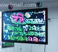 New Invention 2014 Best Led Writing Board High Tech Products Changeable Led Menu Board Manufactures