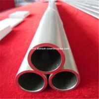grade 2 titanium Tube seamless gr2 titanium pipe 48mmOD * 0.8 mm TH*1000mm L Manufactures