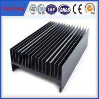 Hot! aluminum extrusion fin manufacture/ supply aluminum extrusion process thin Manufactures