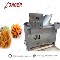 Buy cheap Stainless Steel Automatic French Fries Deep Fryer Machine|Automatic Fryer Machine|Potato Chips Deep Fryer Machine from wholesalers