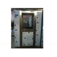 Quality Electronic Interlock Stainless Steel Air Shower Clean Room Laboratory for sale