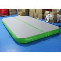 Drop Stitch Inflatable Air Track , Gymnastics Air Mat Apply To Sport Game Manufactures