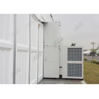 Customized AC 30HP 25 Ton Air Conditioner / Air Conditioning Units For Tents Manufactures