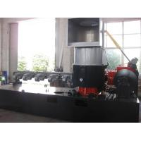 Water Ring Pellets Plastic Recycling Production Line, PP Recycling Machine Plastic Film Compactor Manufactures