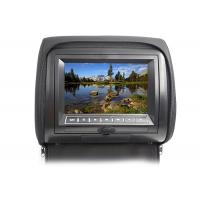 Quality Automobile Headrest Dvd Player , 9 Inch Portable Dvd Player For Car Headrest for sale