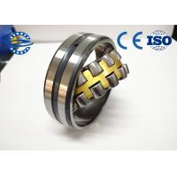Durable Brass Cage High Speed Roller Bearings , 23124AX Double Row Roller Bearing Manufactures