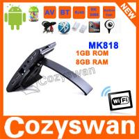 RK3066 Dual Core Mini PC Android TV Box Wireless LAN 802.11 b/g/n Android 4.1 Mini PC MK818 Manufactures