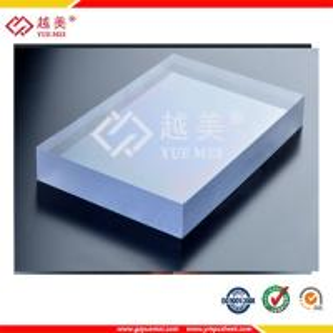 Polycarbonate Bulletproof Sheet, Bullet Proof Glass Manufactures