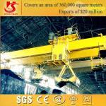 Mechanical Clamshell Grab qz type bridge crane with grab bucket Manufactures