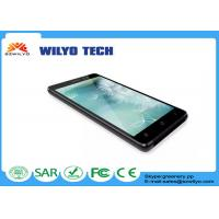 Mt6580 Quad Core Processor Cell Phones 1gb Ram 8gb Rom 8.2mm Thickness Manufactures