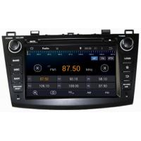 Ouchuangbo Pure Android 4.4 GPS Navigation iPod USB 3G Wifi Radio for Mazda 3 2009-2012 DV Manufactures