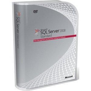 Windows server 2008 SQL retailbox Manufactures
