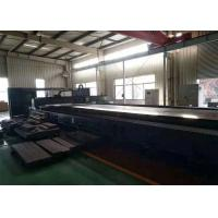 Gantry Large Format Fiber Laser Cutting Machine For Large Size Thick Metal Plate Manufactures