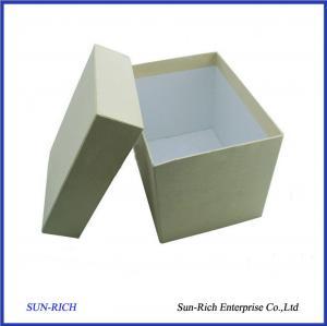 China High quality paper storage box hard paper box on sale