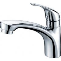 Custom One Hole Single Cold Basin Tap Faucets For Under Counter Basin Manufactures