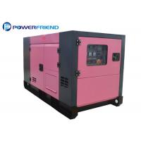 3 Phase Denyo Type Design 15KVA 12kw Diesel Generator Set with Fawde Engine Manufactures