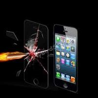 Tempered Glass Screen Protector for iPhone 5/5S/5C,Best Quality With Factory Price , MOQ100pcs with paypal Manufactures