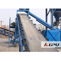 High Abrasion Resistance Mining Conveyor Systems With High Inclination Angle Manufactures