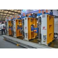 Automatic ERW tube mill machine price/steel pipe making machine Manufactures