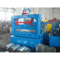 Hydraulic cutting steel deck roll forming machine Manufactures