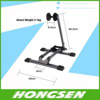 Replaceable cycle accessories PC bike stand bicycle display rack Manufactures