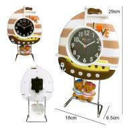 sailing boat shape alarm clock for kids Manufactures