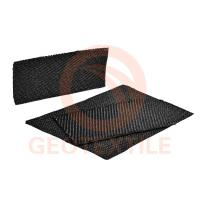 PP Geosynthetic Reinforcement Geotextile Fabric For Gravel Driveway / Soil Stabilization Manufactures