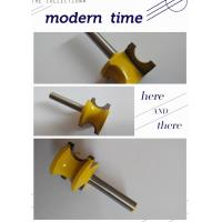 China Shape the full edge of a workpiece with a bullnose radius bit on sale