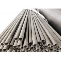 stainless steel tubing 304X5crNi18-101.430110mm 1 inch SCH10 AISI DIN 17456 3msandblast Roundchemical engineering,UT Manufactures
