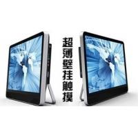 21.5 Inch Touch Screen All In One PC with D525 Dual Core 1.8G / 2G / 160G , Inner Wifi Manufactures
