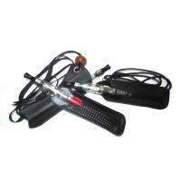 Black Necklace Ego Leather Lanyard For Ego E-Cig Accessories Manufactures