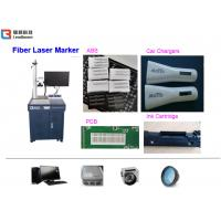 China Fiber Laser marking/ engraving/printing Machine For all Metal Materials on sale