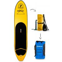 Buy cheap Drop Stitch PVC Material SUP Inflatable Paddle Boards 3pcs Paddle Included from wholesalers